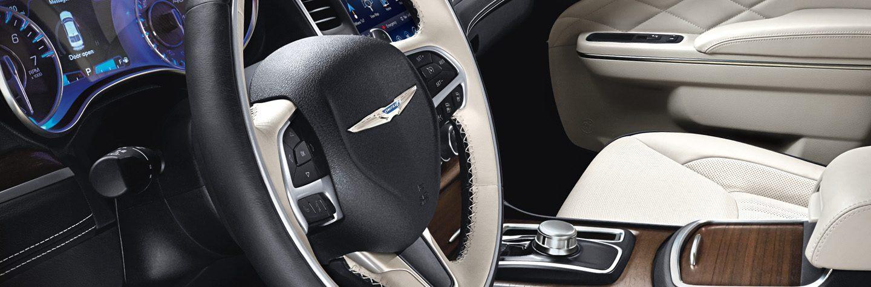 Interior del Chrysler 300 2019