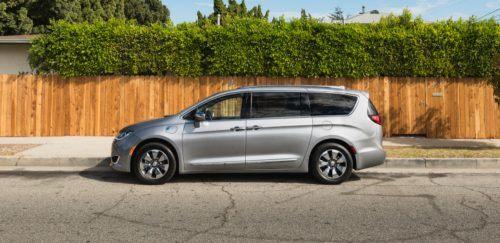 Chrysler Pacifica - La minivan más galardonada | Chrysler